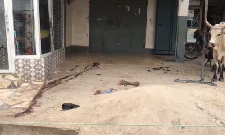 une balle perdue tue un jeune garçon lors des festivités