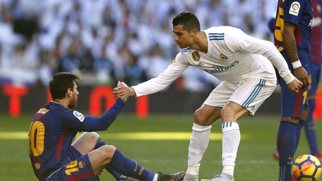 Réseaux sociaux : Cristiano Ronaldo bat Messi en un temps record!