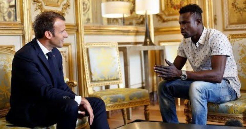 France : voici pourquoi Mamoudou Gassama a été éjecté du corps des sapeurs-pompiers
