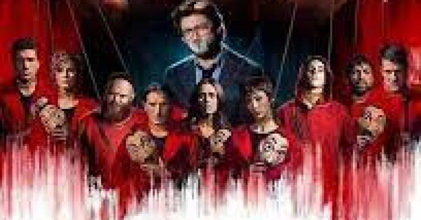 Netflix vient de dévoiler la bande-annonce explosive de la série Casa de Papel et sa date de sortie
