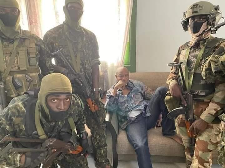 Coup d'Etat en Guinée : la CEDEAO demande la libération immédiate et sans condition du Président Alpha Condé