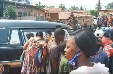 Supposée gifle d'un cadavre à Tsévié, un témoin apporte un démenti et raconte les faits