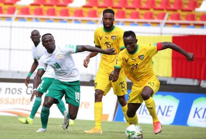 Classement FIFA : les Eperviers du Togo encore plus bas