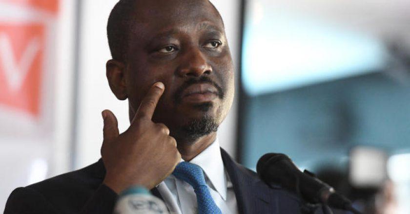Coup d'Etat en Guinée, Guillaume Soro réagit