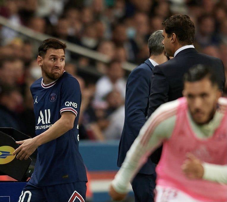sortie prématurée de Messi, Pochettino donne ses raisons