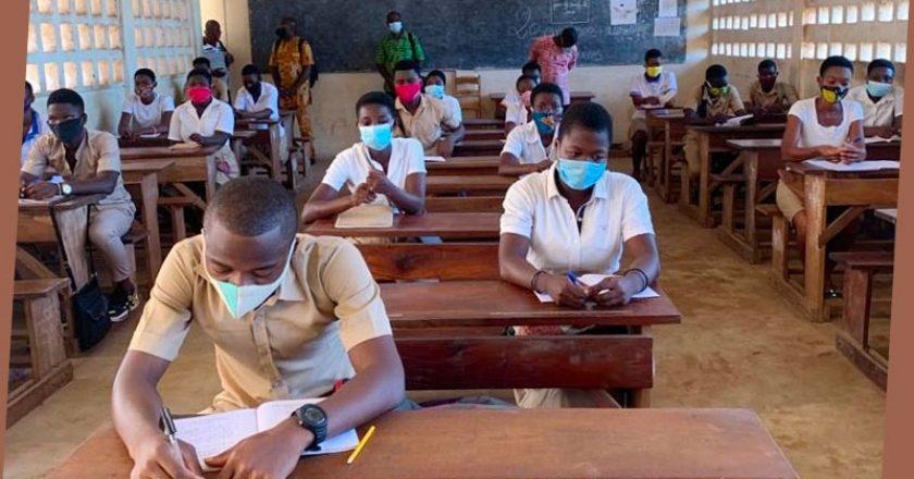 Togo / rentrée scolaire : les élèves seront « un par banc de façon diamétralement opposé »