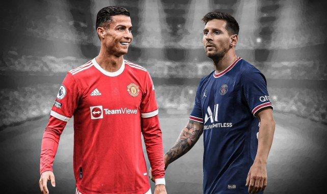 Top 10 des joueurs les mieux payés en 2021, Cristiano Ronaldo en tête
