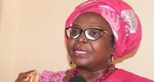 Brigitte Adjamagbo adresse un message à Laurent Gbagbo