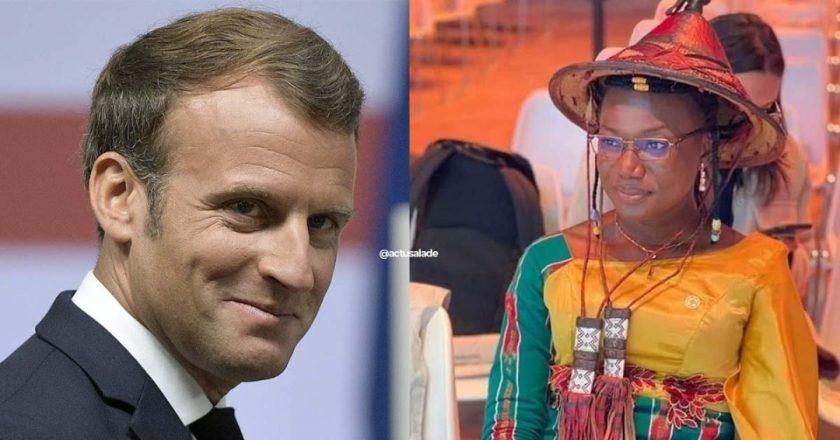 Sommet Afrique - France : la foudroyante intervention de la burkinabé Eldaa KOAMA