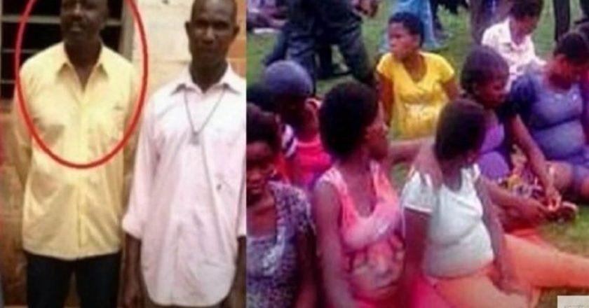 Un pasteur enceinte 20 femmes de son Eglise, sa raison va vous choquer