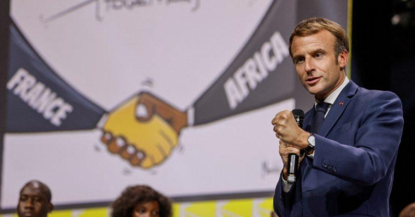 Sommet Afrique-France : les « pépites » ont fustigé Macron sur le colonialisme