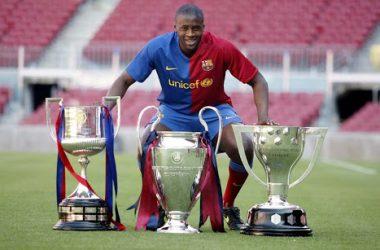 Football : Yaya Touré annonce son ambition pour le Fc Barcelone
