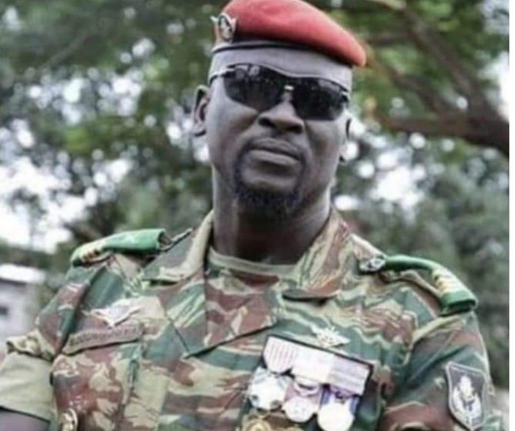 Guinée : prestation de serment du Colonel Doumbouya, la journée de vendredi fériée